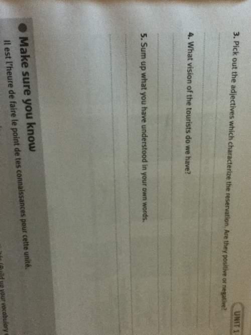 Vous pouvez me dire les réponses sérieusement je ne comprend pas le texte : (